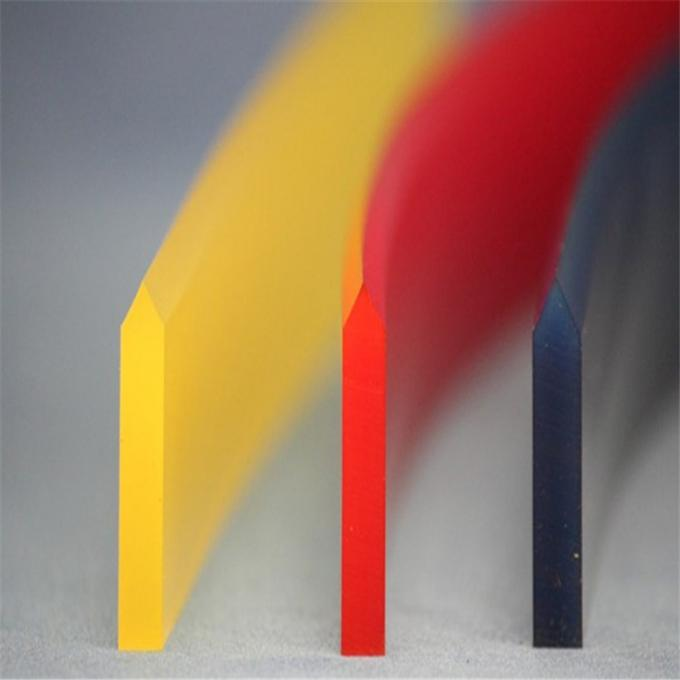 4 Meter Length Pu Squeegees In Roll For Ceramic Ink Printing Machinery