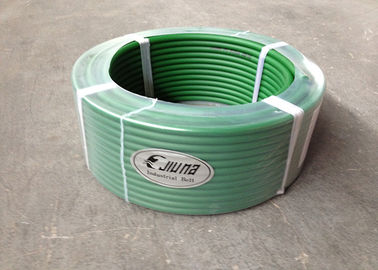 China Good Weatherability High Impact Resistance Tensile Strength Polyurethane Round Belt  For Industrial distributor