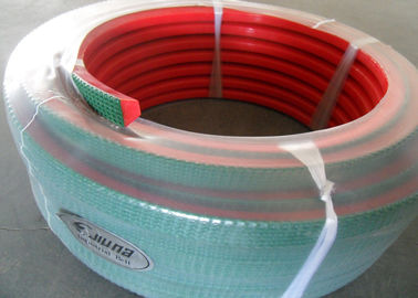 China Profile A-13 ,B-17,C-22 Super grip belt Corrugated belt with top green PVC distributor