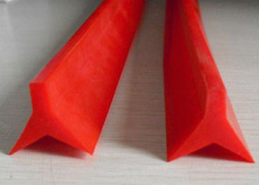 China Industrial Extruded Polyurethane Triangle Profile Strip Belt distributor