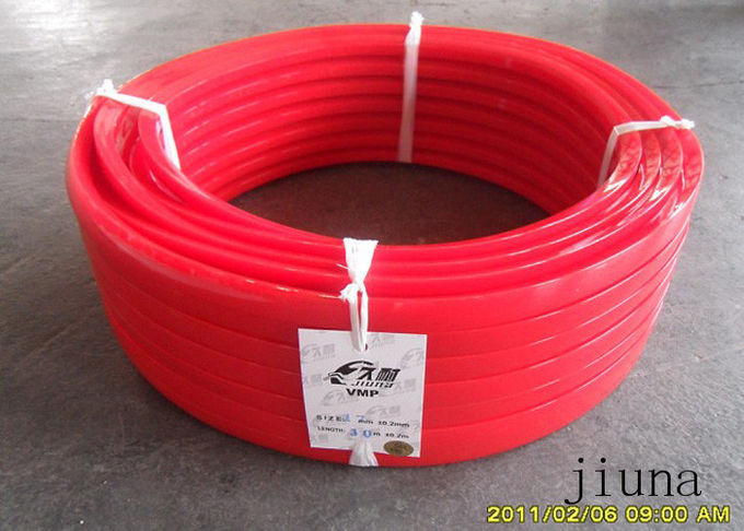 Red White Green Hardness 90a Pu V Belt 30m Per Roll For Ceramic Production Lines