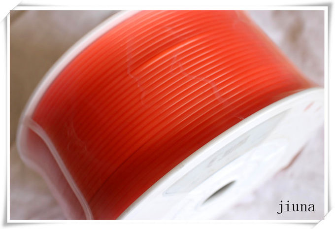 Abrasion Resistant polyurethane belt Textile And Glass 400 M / Roll