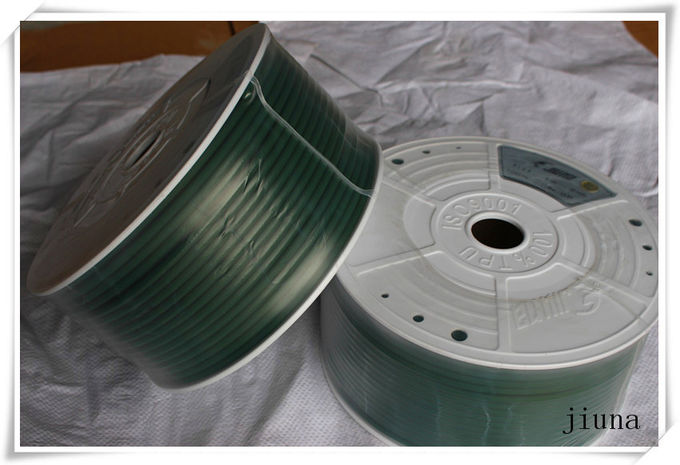 Power Transmission PU Round Belt For Textile Machines , Hardness 90A