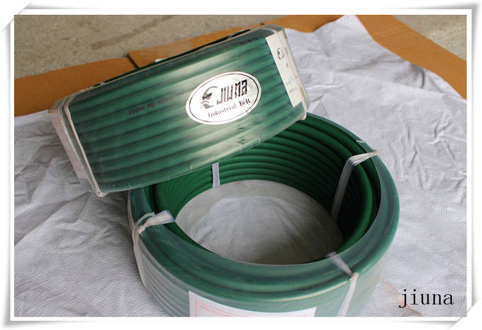 20mm Ceramic conveying belt PU Polyurethane Round Belt Orange or Green color