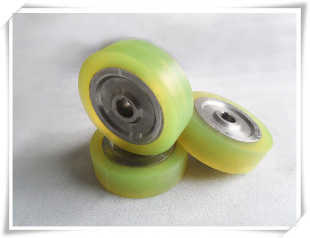 PU Polyurethane Wheels Coating Rollers Wheels Replacement