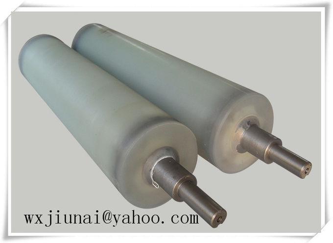 Oil Resistant Polyurethane Rollers Abrasion Resistance