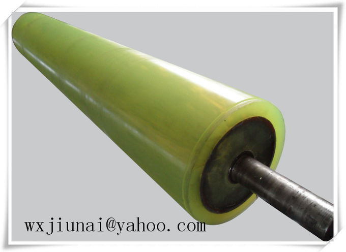 Pu Rubber Polyurethane Rollers Printing With Excellent Mechanical Properties
