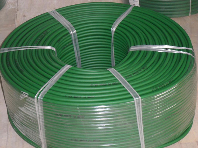 Any Color 2mm-20mm diameter  Polyurethane Round Belt For PU Transmission